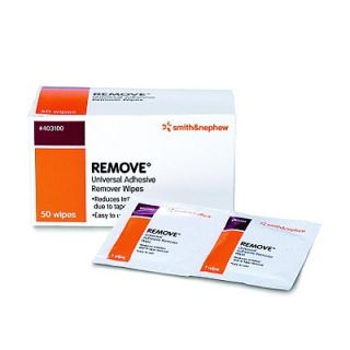 Smith Nephew Remove Ostomy Adhesive Remover Wipes