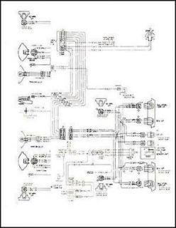 1985 GMC CK Wiring Diagram Pickup Truck Sierra Suburban Jimmy 1500