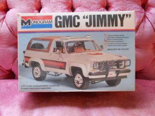 GMC Jimmy Model Truck