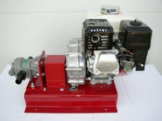 New Honda Gas Powered Waste Oil Pump for Biodiesel WVO Heaters Burner