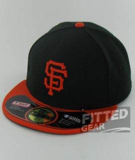 Golden Gate City San Francisco Giants Alternate New Era 59Fifty Fitted