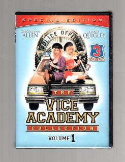 Academy Collection DVD 3 Disc Ginger Lynn Allen Linnea Quigley NEW