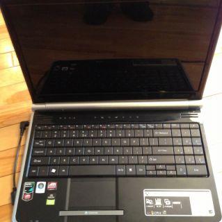 Gateway NV52 15 6 Laptop AMD Athlon DVD Webcam 4GB 320 GB for Parts