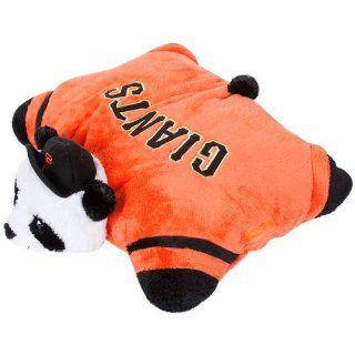 New San Francisco Giants Panda Bear Pillow Pet
