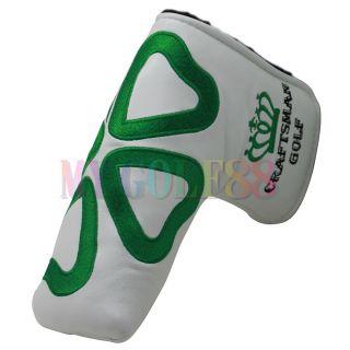 Golf Putter Cover HeadCover Quatrfoil Lucky 2013 For Scotty Cameron