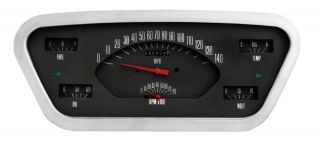 Classic Instruments 53 54 55 Ford F 100 Truck Gauge Panel Cluster Dash