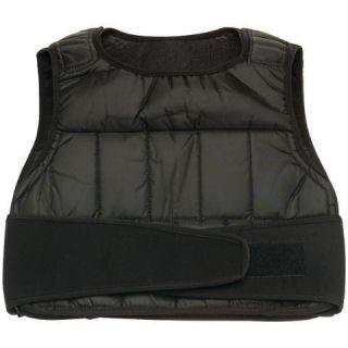 GoFit GF WV20 20 lb Unisex Adjustable Weighted Vest