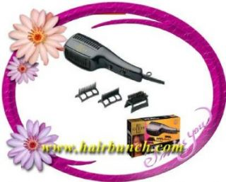 Gold N Hot GH2275 1875W Styler Hair Dryer with Comb Attachments