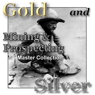 How to Mine Gold Mining Equipment Prospecting Maps Panning Ore Tools