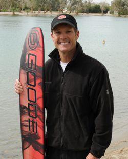Goode Fire Series Mid Ride Water Ski