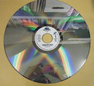 CHILD ~ Laser Disc   John Ritter! Richards! Gilbert Gottfried! OOP