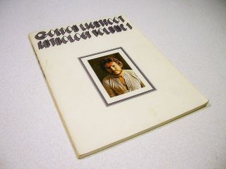Gordon Lightfoot Anthology Volume 1 Songbook