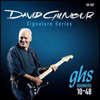 GHS David Gilmour Boomers Guitar Strings 12 Sets 10 48 Blue New