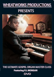 Ultimate Gospel Organ Master Class Contemporary DVD
