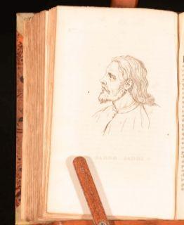 1822 6VOL Opere de Giorgio Vasari in Italian Renaissance Art