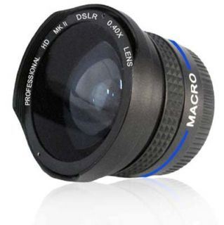 Wide Angle Lens Fisheye for Canon EOS T2i T1i 550D 500D