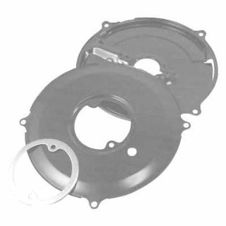Alternator Generator Backing Plate Kit Chrome 3 Pieces VW Bug VW