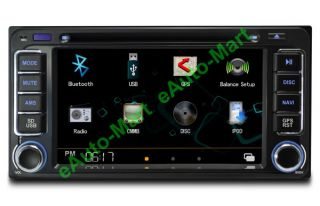 Toyota Land Cruiser in Dash GPS Navi Special Custom Car Stereo Radio