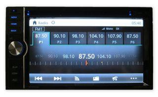 Android K1 AN6B01 Adayo Car GPS App Radio Multi Media Head Unit CD DVD
