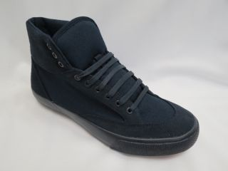 Generic Surplus Mens Sneaker Military High Top sz 8 NEW 72 Navy