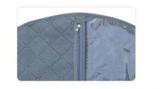 Pcs Bamboo Charcoal Clothes Suit Dress Garment Dustproof Storage