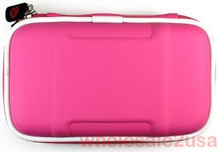 Accessory Hot Pink GPS Case Pouch for TomTom Go 730