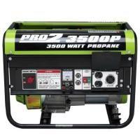 Gentron Generator 3500 Watt Portable Propane Generator 2800 Running