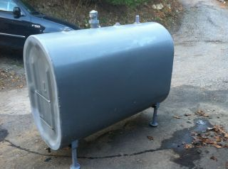 Year OLD Granby Model 204201L 275 Gallon Oil Diesel Tank with