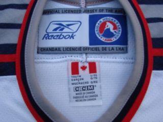 Grand Rapids Griffins AHL Reebok Youth Hockey Jersey XL