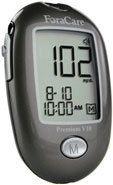 Fora V10 Talking Meter No Coding Blood Glucose Monitoring System Exp