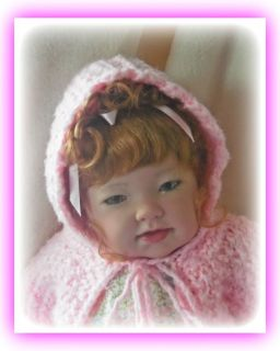 MIA GRACE REBORN BERENGUER BABY GIRL DOLL WITH LEE MIDDLETON BODY AND