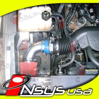 0L V8 1999 2006 GMC Sierra Yukon 1500 1500HD Air Intake