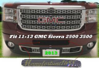 11 13 12 2013 GMC Sierra 2500 2500HD 3500 3500HD Billet Grille Grill