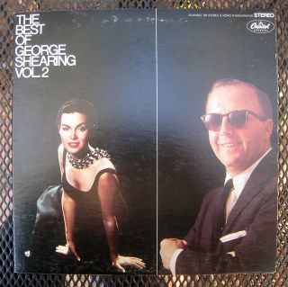 shearing the best of george shearing vol 2 skao 139 cheesecake 1969 12
