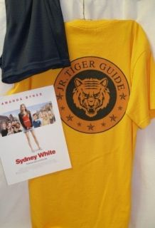 Sydney White Georges Tiger Guide Shirt Shorts