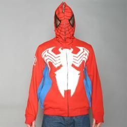 Spiderman costume sweater hoodie creating limitless heights XL 2XL NWT