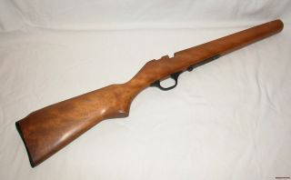Marlin Glenfield Stock 22 Rifle Model 25 Bolt Action Buttstock