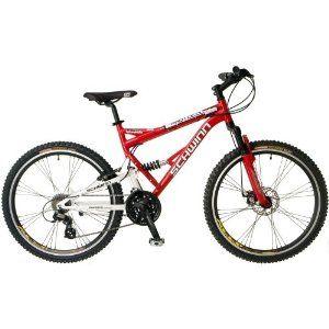 Schwinn Protocol Mens Dual Suspension Mountain Bike
