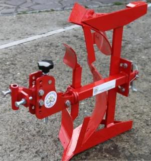 aratro rotativo per motocoltivatore