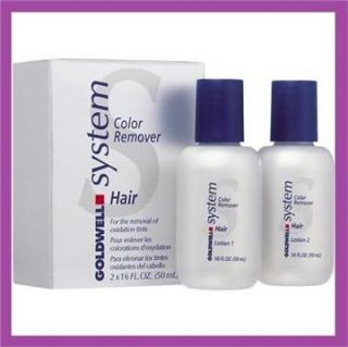 Salon Professional GOLDWELL System Hair Colour {Dye} Remover {Stripper