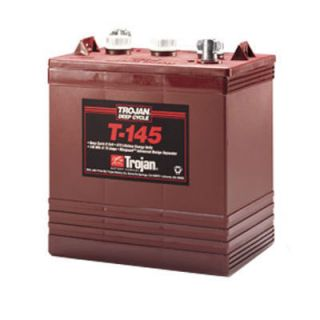 Trojan T 145 6V 260AH Flooded Lead Acid Golf Cart Battery