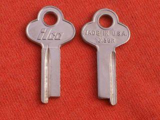 Gerstner Vintage Tool Box Key Blanks
