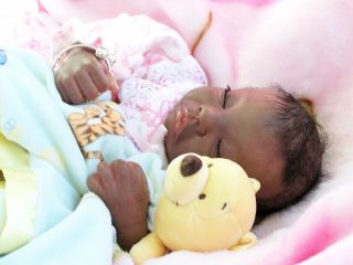 Girl Kayleea BB AA Reborn Taylor Doll Kit Sculpt By Samantha L Gregory