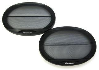 G6943R 6x6 inch Car Audio Speaker Grills Covers not Speakers