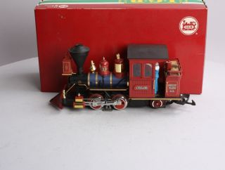 LGB 20130 Grizzly Flats Chloe Steam Locomotive EX Box