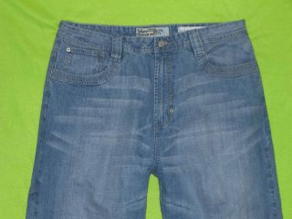 Gilyard Mfg Co Sz 40 x 34 Mens Blue Jeans Denim Pants CD7