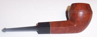 Kaywoodie Super Grain Imported Briar 12B Bulldog Tobacco Pipe Estate