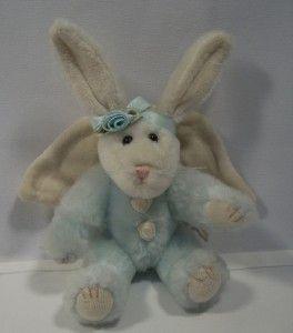 Boyds Bear Plush Jupiter Goodspeed Angel Bunny Ornament