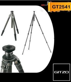 Gitzo GT2541 Mountaineer 6X Carbon Fiber Tripod Legs Supports 26 4 lbs
