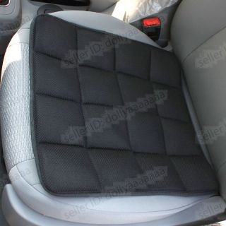 New 1PC Bamboo Charcoal Auto Car Office Chair Seat Cover Chair Pad Mat